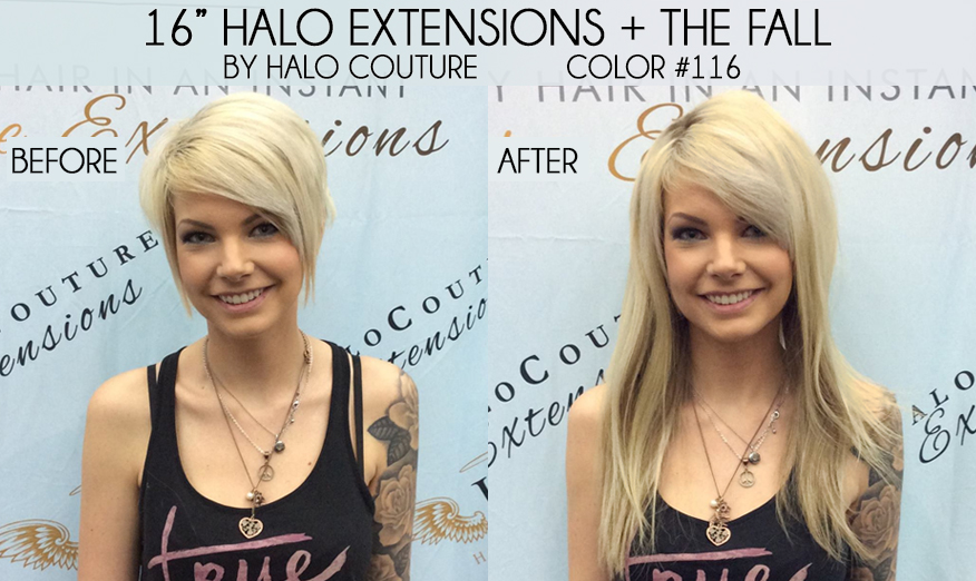 Halo Hair Extensions The Fall 86